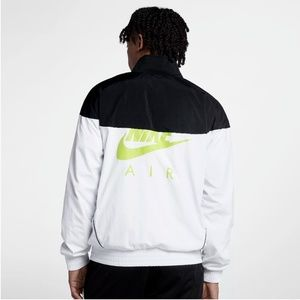 Nike Air Jordan Tinker Hatfield Legacy Wind Jacket